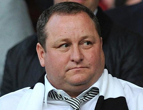 Sports Direct shares shrink despite punchy profits
