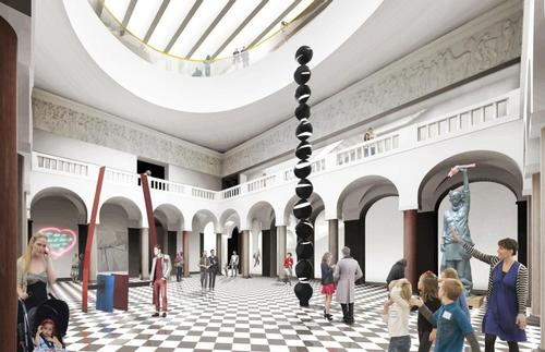 SNP calls for Aberdeen Council to abandon £30m gallery project