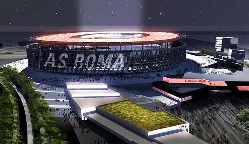 The stadium will also be able to accommodate concerts and events  / Woods Bagot