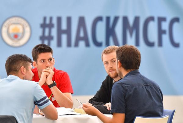 The hackathon attracted people from more than 40 countries to get involved