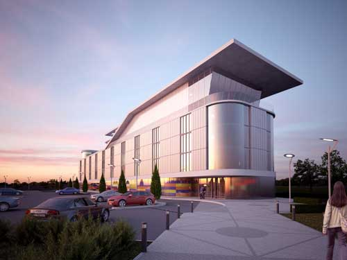 Southend Airport hotel contractor named | Architecture and design