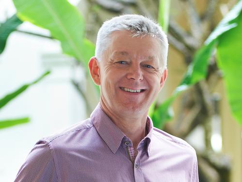 Andrew Gibson focuses on spa strategies for FRHI brands Fairmont, Raffles and Swissôtel