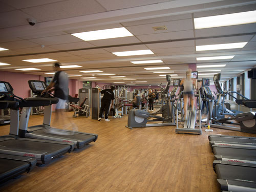 Sports Management New Fitness Suite For West Midlands Centre