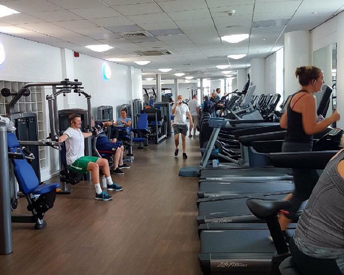 Life Fitness installed at Leith Victoria Swim Centre following grant from Edinburgh Leisure
