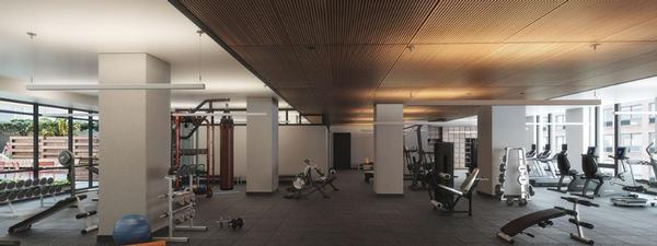 The LIV gym model aims to get more residents involved