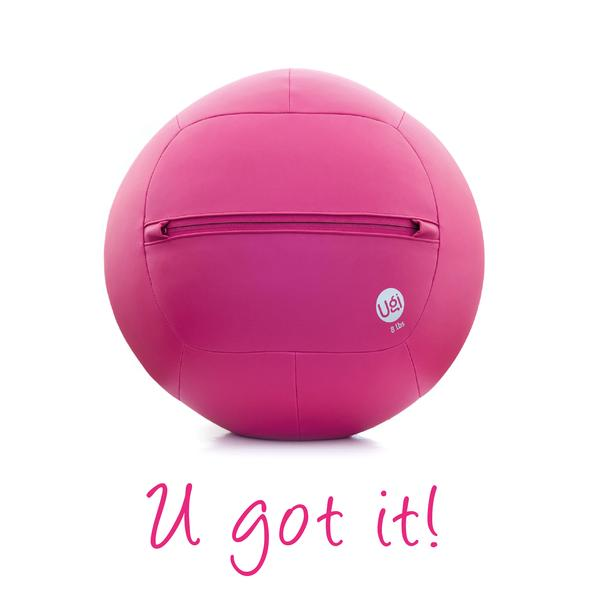 New Ugi weighted soft ball for workouts