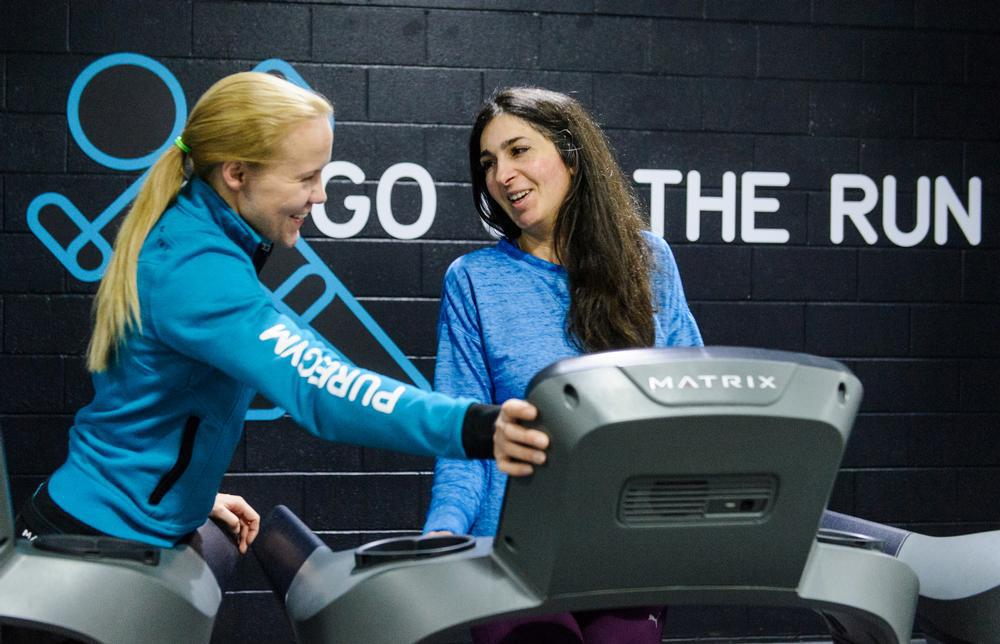 As well as a small box model, PureGym is considering a women-only concept