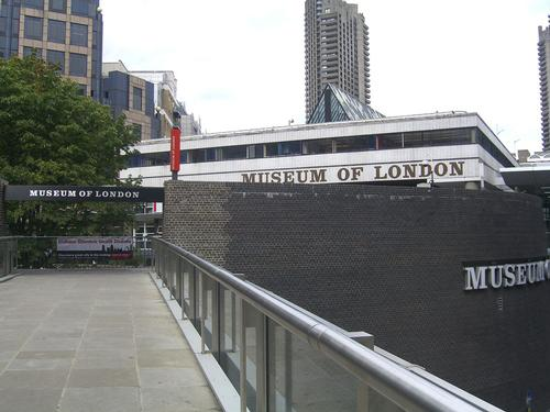 The Museum of London plans to move from its current home by 2021