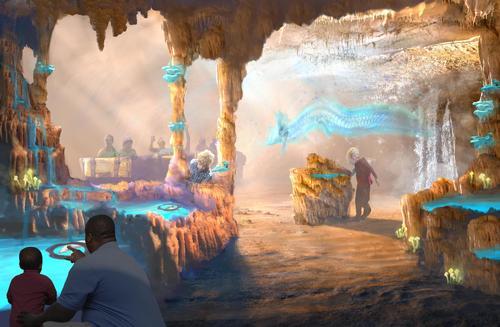 Dante's Quest brings elements of fantasy into the zoo experience / San Antonio Zoo