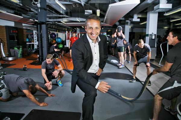 Seibold has spent his career in senior positions at Fitness First