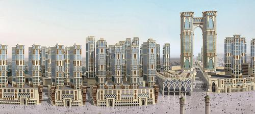 The Jabal Omar Development in Mecca