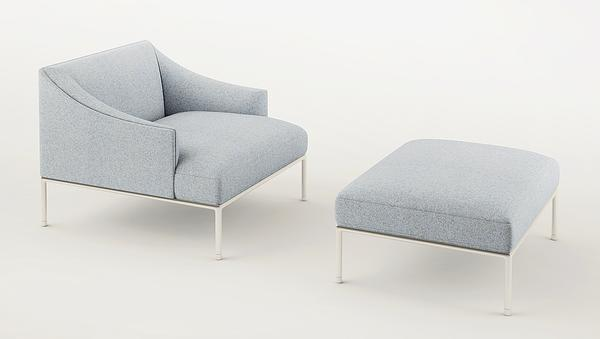 The High Time for Cappelini sofa system