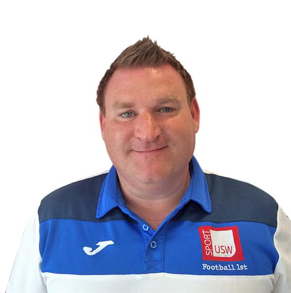 Steve Savage, USW sport and business development manager