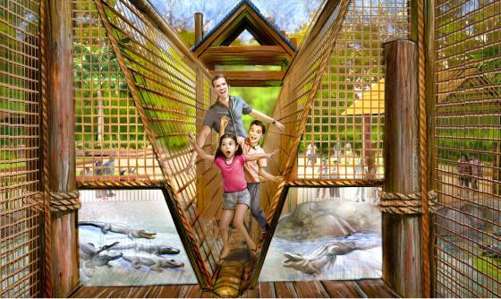 Wild Adventures reveals details of new children's attraction