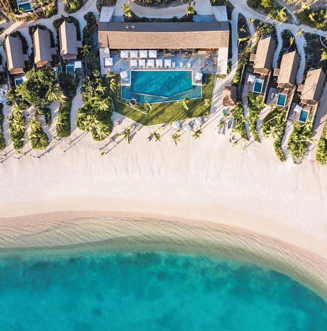 The Malolo Island-based retreat was recently included in Time magazine's World's Greatest Places list