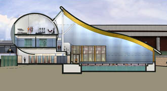 Portsmouth city council has appointed broadwater leisure Mountbatten swimming pool portsmouth