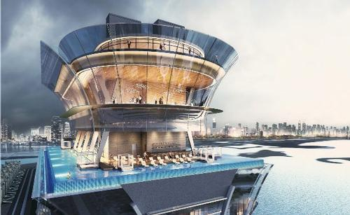 Shangri-La signs letter of intent to manage hotel on the man-made Palm Jumeirah in Dubai