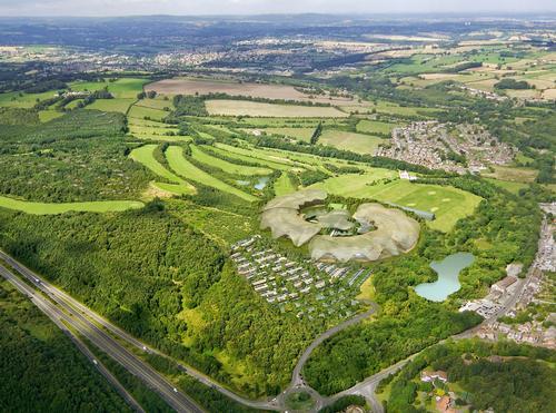£400m leisure complex to border Peak District