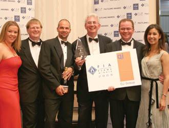 FIA announces Flame award winners