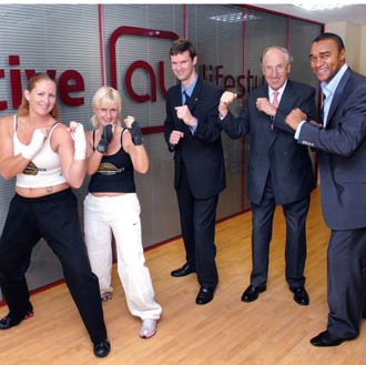 West Wickham Leisure Centre opens new exercise studio