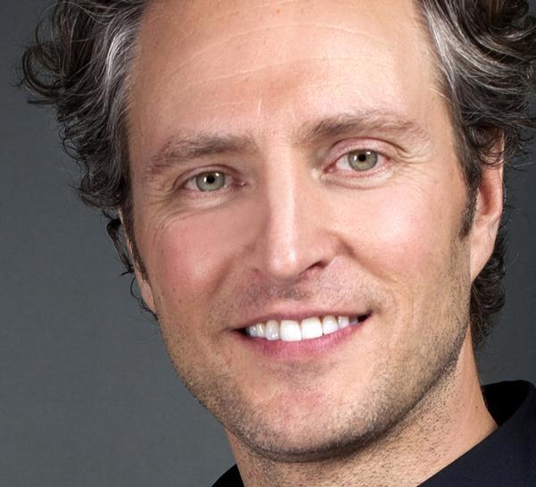 Stefan Olander, vice president of digital sport, Nike +