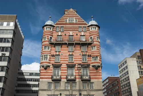 The building is often heralded as one of Liverpool's most unique structures, due to its construction from Portland stone and red brick