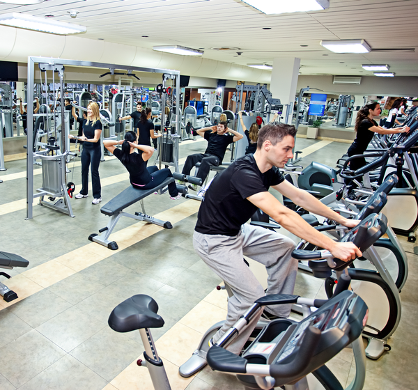 Gym floor layouts can make or break the experience / Photo: SHUTTERSTOCK.COM