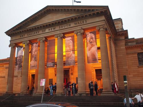 The existing Art Gallery NSW building dates back to 1896 and attracts 1.3 million visitors annually