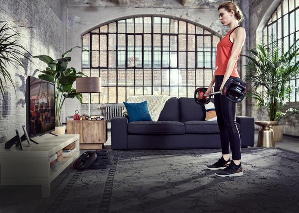 Les Mills On Demand: home workouts delivered on a profit share basis with gyms