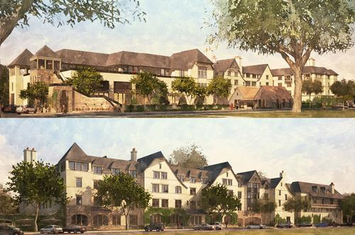 Work starts on Kessler's Grand Bohemian Hotel Mountain Brook hotel