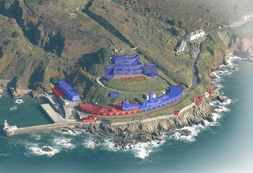 Fort Bovisand lands funding to transform into visitor attraction
