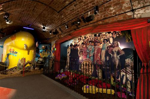 Liverpool's Beatles Story is one of the north of England's attractions often overlooked in favour of London's alternatives / The Beatles Story