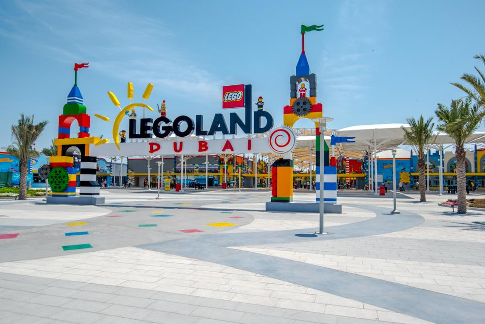 The company's theme parks business saw 70 per cent of revenue in Q3 2018 driven by admissions and 27 per cent through in-park spend / Shutterstock.com