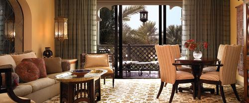 One&Only executive suite, Royal Mirage Dubai