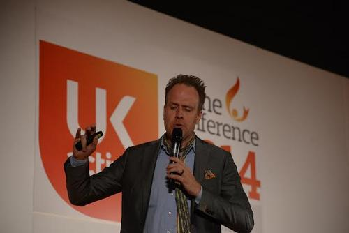 Flame 2014: Making enemies will shape the future, says futurologist Magnus Lindkvist