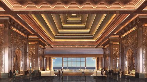 The new hotel will rise on Nusa Dua on Bali. / Courtesy of Kempinski Hotels