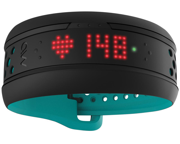 Mio is setting pulses racing with Fuse fitness tracker