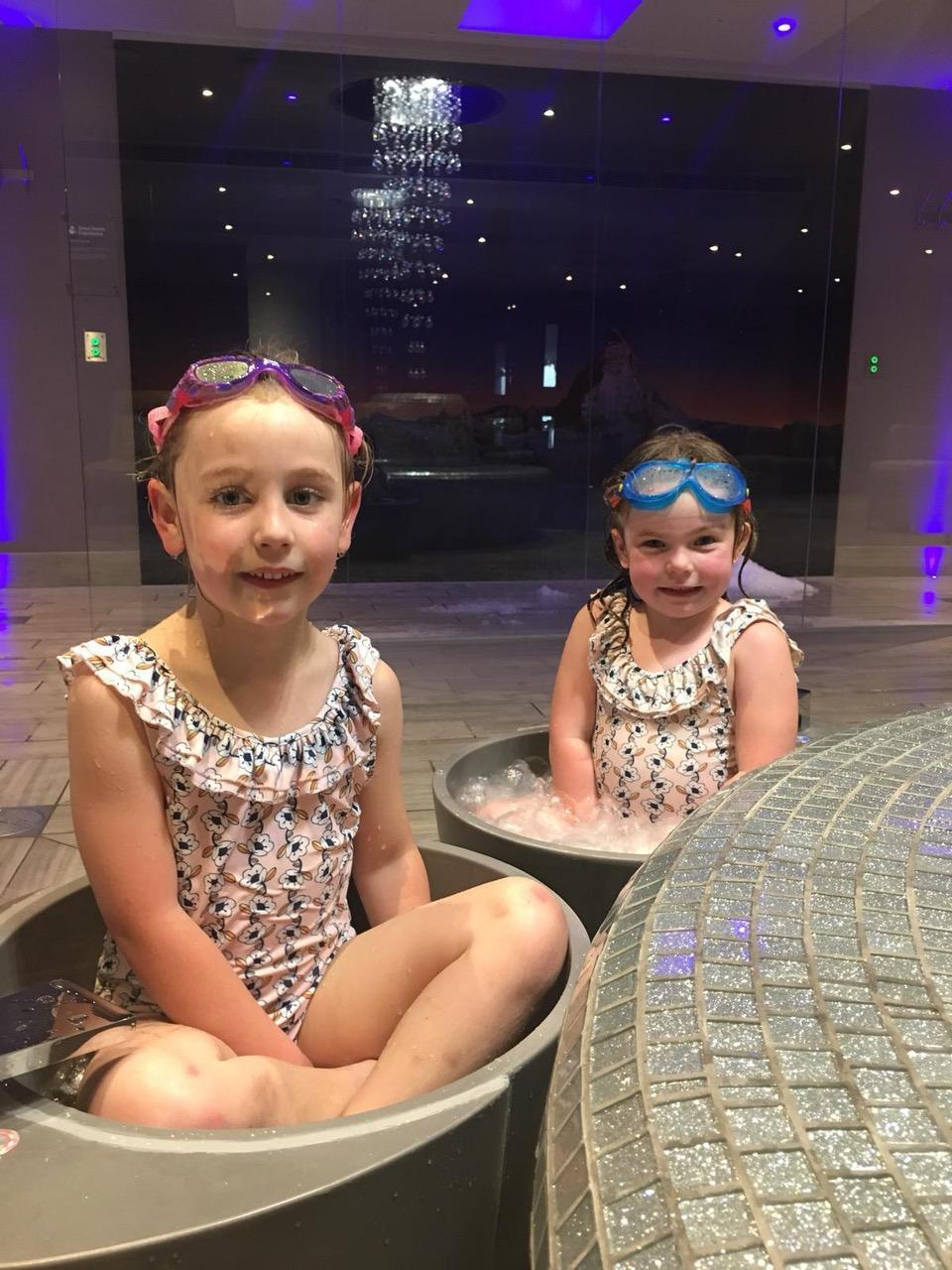 Following on the spa's recent Tween Spa nights, Tiny Spa was created to cater to an even younger demographic