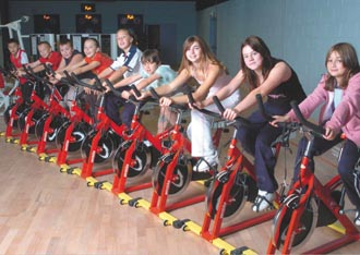 Active Zone opens for kids at Bath leisure centre