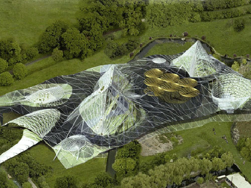 Public Consultation For Chester Zoo Plans Attractionsmanagement - Heart-of-africa-biodome-at-chester-zoo