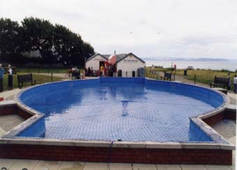 KTR safety net saves pool from closure
