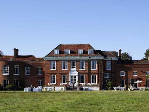 Stoke Place hotel has undergone a 'major' refurbishment