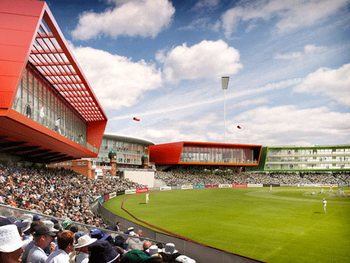 Lancashire CCC launches innovative way to raise funds for Old Trafford hotel project