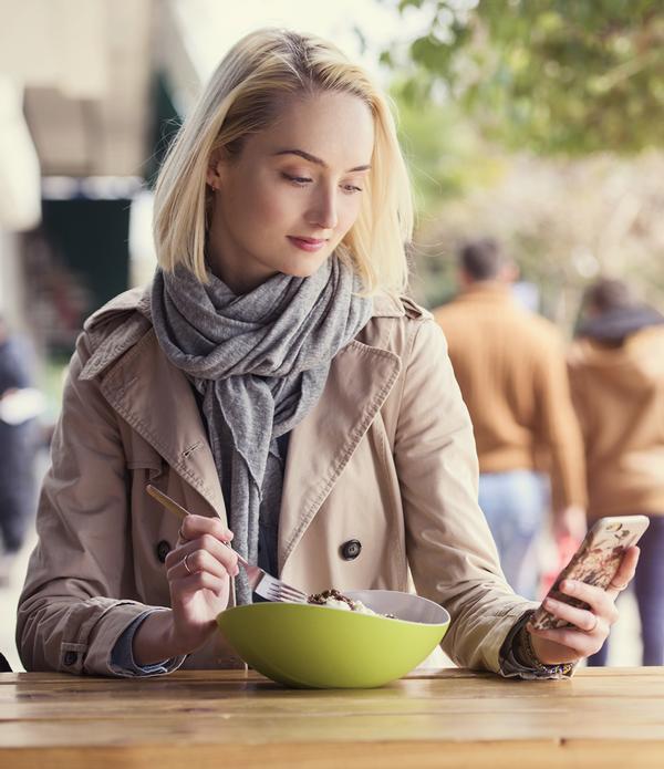 Vivafit: Online access to a nutritionist / PHOTOS: SHUTTERSTOCK.COM