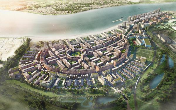 4. Barking Riverside in London will get 10,800 healthy new homes