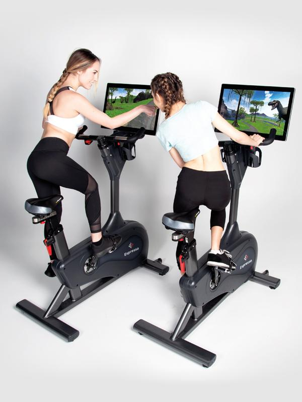 HIIT Gaming is designed to make training much more fun