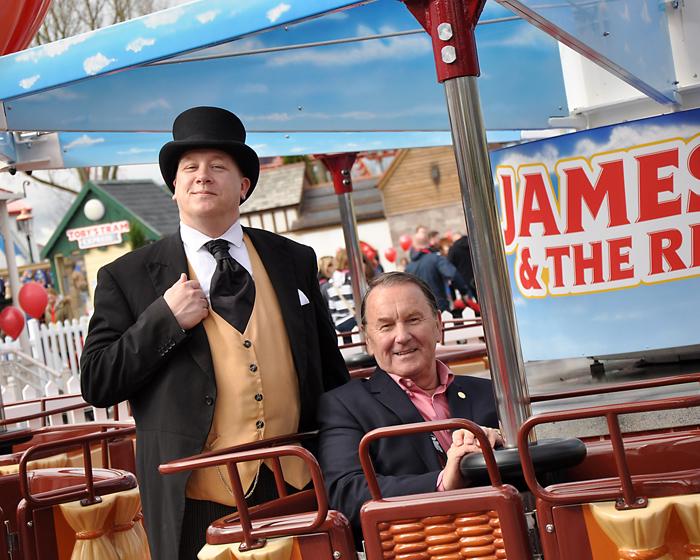 Zamperla creates new Thomas & Friends ride at Drayton Manor