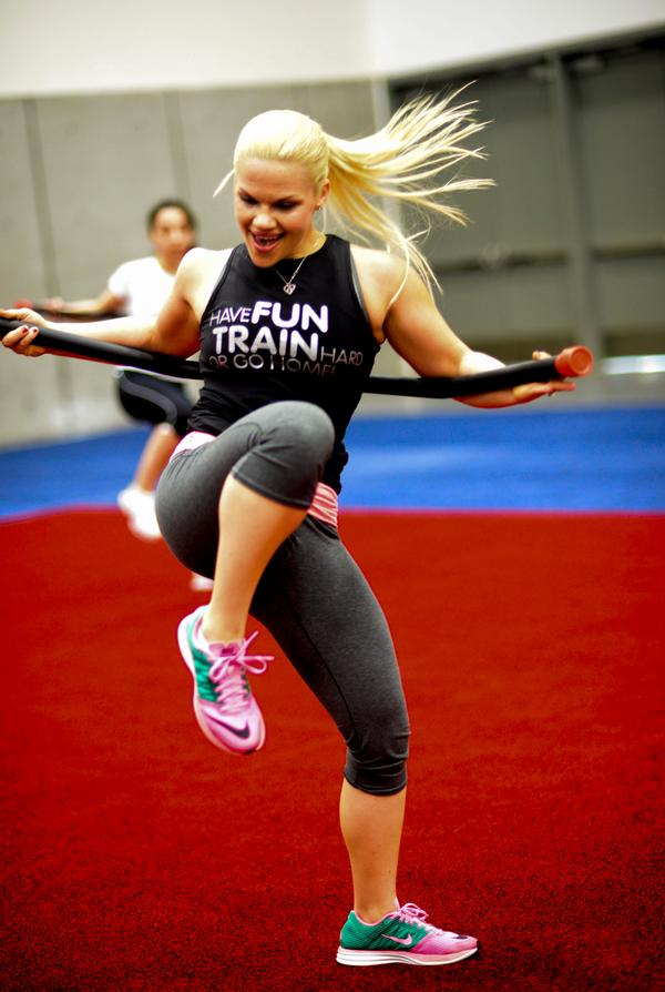 IHRSA attracts thousands of fitness professionals