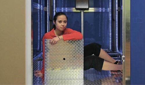 3D scanner to create realistic models of gym users to help monitor progress