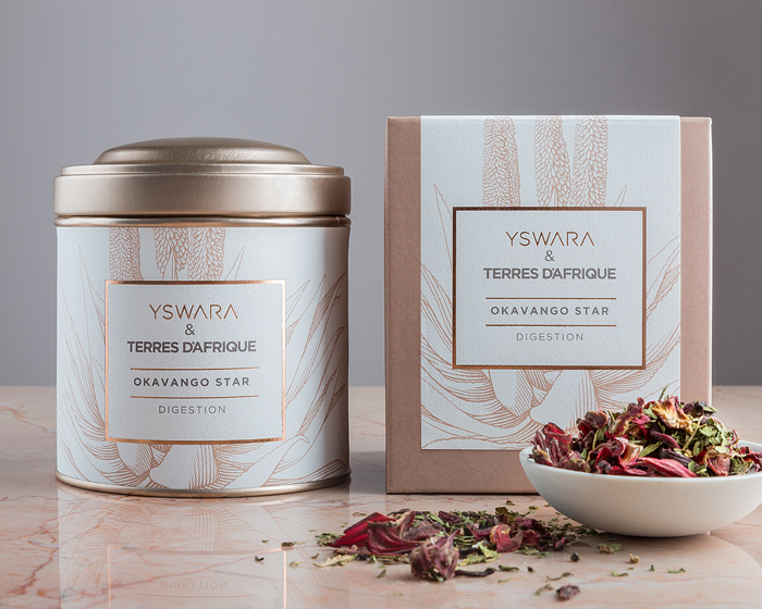 "Terres d'Afrique and Yswara ""harness African tradition"" with new tea range"